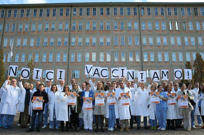 vaccini infermieri