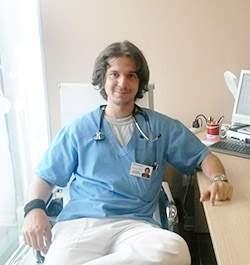 Il primo Infermiere Italiano che diventa Paramedic