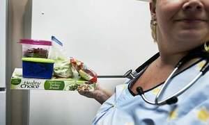 Proteggere la salute mangiando sano al lavoro