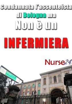 Non è un'infermiera l'assenteista condannata a Bologna