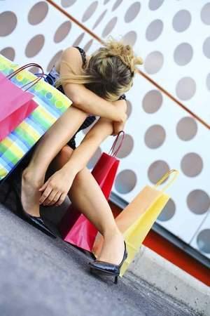 I love shopping: una borsa piena di solitudine