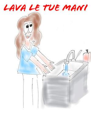 Lava le Mani