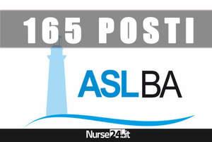 ASL Bari Concorso pubblico 165 posti Infermiere