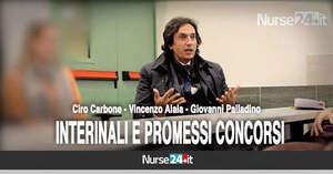 Campania, la sanità degli infermieri tra interinali e promessi...
