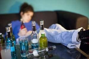 Giovani e abuso di alcolici, prende il via