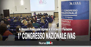 IVAS, a Napoli svolto il 1° congresso nazionale sugli accessi venosi