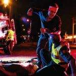Aggressione ad operatore emergenza