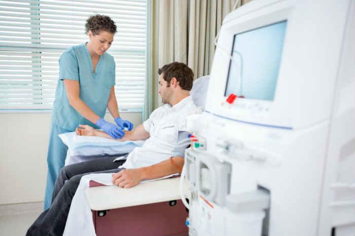 infermiere emodialisi